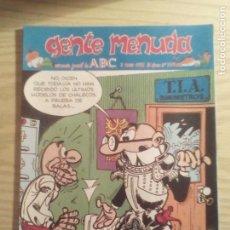 Cómics: GENTE MENUDA 329 SUPLEMENTO ABC. Lote 66026538