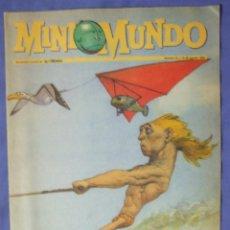 Cómics: TEBEO COMIC MINI MUNDO NUEVO NUMERO 47 AGOSTO 1995. Lote 67720037