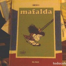 Cómics: MAFALDA - QUINO - EL PAÍS. Lote 69008917