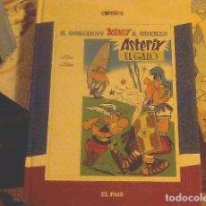 Cómics: ASTERIX EL GALO - GOSCINNY Y UDERZO - EL PAÍS. Lote 69009345
