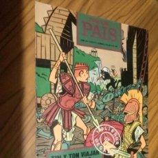 Comics : EL PEQUEÑO PAÍS 440. MAYO 1990. GRAPA. BUEN ESTADO. RAROS. Lote 71038645