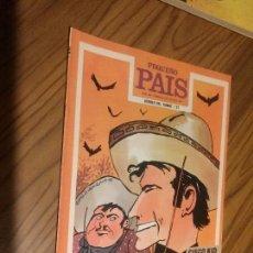 Cómics: EL PEQUEÑO PAIS 396. JULIO 1989. GRAPA. BUEN ESTADO. RARO. Lote 71203261