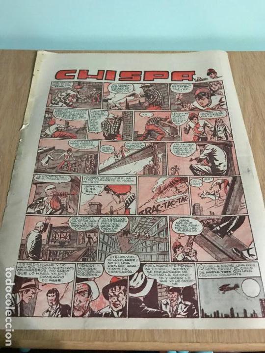 Cómics: SUPLEMENTO LA HORA DEL RECREO Nº 66. LEVANTE 1954. MADORELL, LOPEZ ESPI, VICENTE RAMOS. - Foto 2 - 71555363
