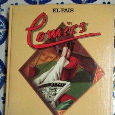 Cómics: COMICS CLÁSICOS Y MODERNOS. COLECCIONABLE EL PAÍS. ENCUADERNADO. Lote 73619523