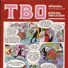 Fumetti: REVISTA TBO EL PERIODICO Nº 100 . Lote 74208515