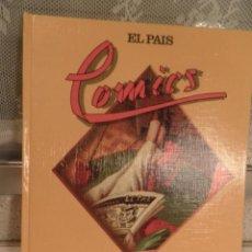 Cómics: COMICS, CLASICOS Y MODERNOS, EL PAIS , 1988 . Lote 147346272