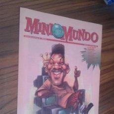 Cómics: MINI MUNDO 2. 1994. PERIÓDICO EL MUNDO. GRAPA. BUEN ESTADO. RARO. Lote 76752479
