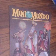 Cómics: MINI MUNDO 14. 1995. PERIÓDICO EL MUNDO. GRAPA. BUEN ESTADO. RARO. Lote 76752767