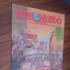 Cómics: MINI MUNDO 16. 1995. PERIÓDICO EL MUNDO. GRAPA. BUEN ESTADO. RARO. Lote 76752855