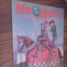 Cómics: MINI MUNDO 36. 1995. PERIÓDICO EL MUNDO. GRAPA. BUEN ESTADO. RARO. Lote 76752943