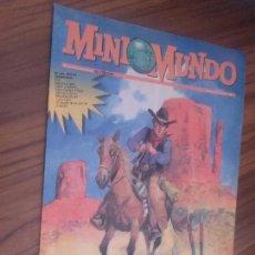 Cómics: MINI MUNDO 41. 1995. PERIÓDICO EL MUNDO. GRAPA. BUEN ESTADO. RARO. Lote 76753023