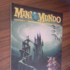 Cómics: MINI MUNDO 31. 1995. PERIÓDICO EL MUNDO. GRAPA. BUEN ESTADO. RARO. Lote 76753135