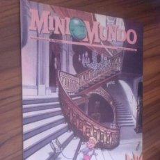 Cómics: MINI MUNDO 37. 1995. PERIÓDICO EL MUNDO. GRAPA. BUEN ESTADO. RARO. Lote 76753199