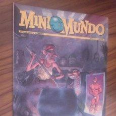 Cómics: MINI MUNDO 27. 1995. PERIÓDICO EL MUNDO. GRAPA. BUEN ESTADO. RARO. Lote 76753379
