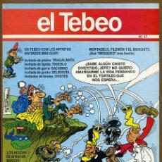 Cómics: NUEVO EL TEBEO Nº 47. Lote 77865029