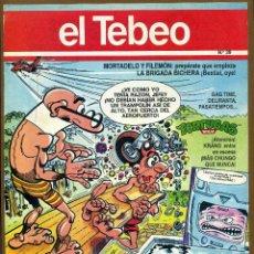 Cómics: NUEVO EL TEBEO Nº 39. Lote 77865125