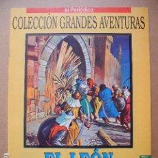 Cómics: EL LEÓN DE DAMASCO. N. 19 VOLUMEN 1. COLECCIÓN GRANDES AVENTURAS. Lote 78595993