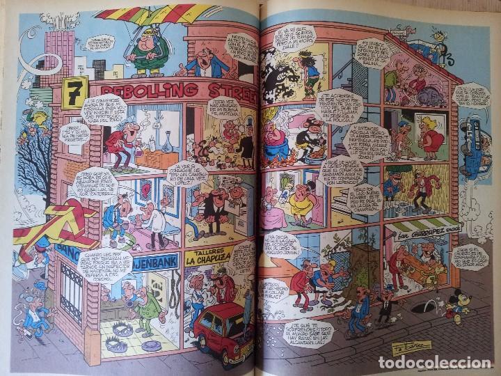 Cómics: MINIMUNDO - SEMANARIO JUVENIL DE EL MUNDO - 2 TOMOS ENCUADERNADOS DE 54 NÚMEROS DE 1994/1995 - Foto 4 - 80134161
