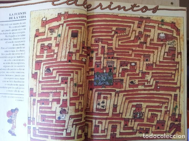 Cómics: MINIMUNDO - SEMANARIO JUVENIL DE EL MUNDO - 2 TOMOS ENCUADERNADOS DE 54 NÚMEROS DE 1994/1995 - Foto 10 - 80134161