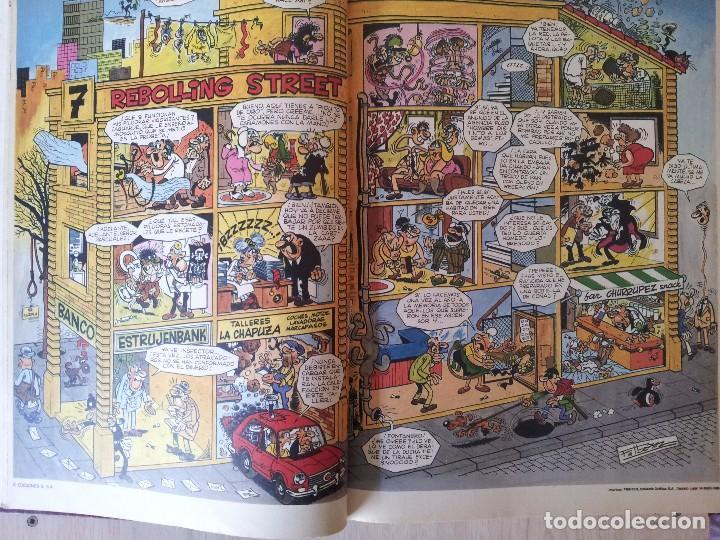 Cómics: MINIMUNDO - SEMANARIO JUVENIL DE EL MUNDO - 2 TOMOS ENCUADERNADOS DE 54 NÚMEROS DE 1994/1995 - Foto 13 - 80134161
