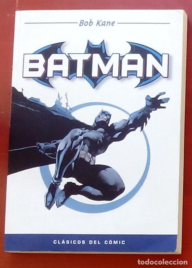 CLÁSICOS DEL CÓMIC: BATMAN POR FINGER,KANE,INFANTINO, ADAMS.BRUBAKER,AZZARELLO,RISSO-(2004) (Tebeos y Comics - Suplementos de Prensa)