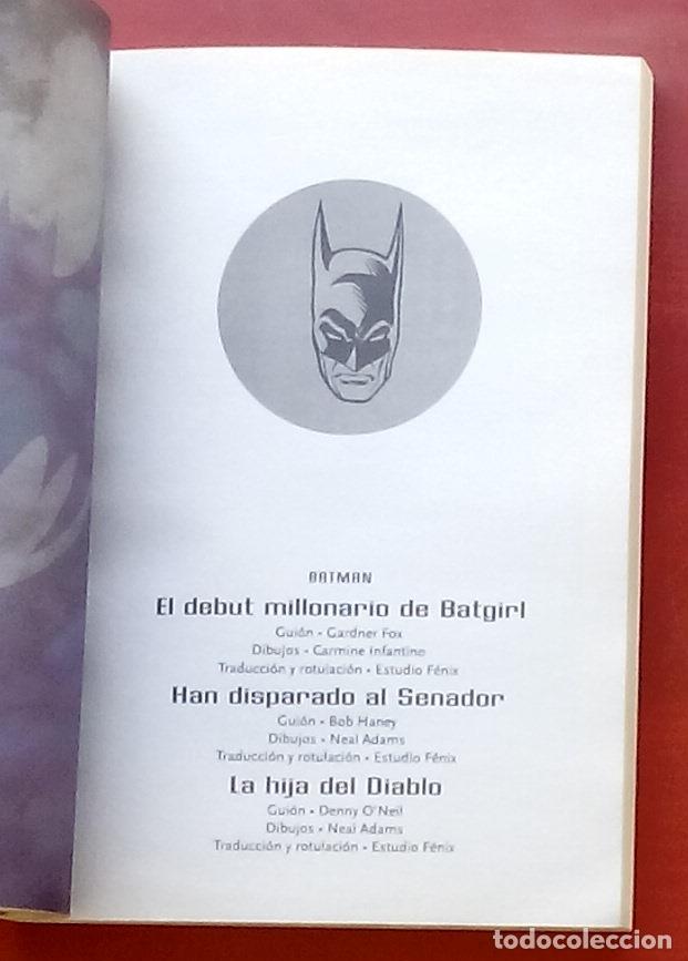 Cómics: Clásicos del Cómic: Batman por Finger,Kane,Infantino, Adams.Brubaker,Azzarello,Risso-(2004) - Foto 6 - 82895298
