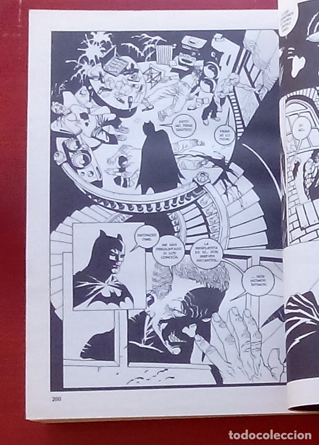 Cómics: Clásicos del Cómic: Batman por Finger,Kane,Infantino, Adams.Brubaker,Azzarello,Risso-(2004) - Foto 9 - 82895298