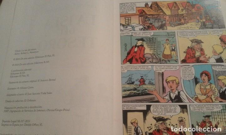 Cómics: La Isla del Tesoro - Robert Louis Stevenson - Joyas Literarias Juveniles - El País - Foto 3 - 87903356