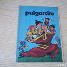 Cómics: COMICS SUPLEMENTOS DE REVISTAS PULGARCITO COMPLETO ESPECIAL COMPLEMENTOS. Lote 89450468