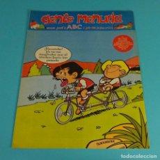 Cómics: GENTE MENUDA. SEMANARIO JUVENIL DE ABC. 3 DE JULIO 1994. III ÉPOCA. Nº 242. Lote 89863248