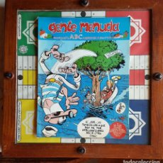 Cómics: GENTE MENUDA SEMANARIO JUVENIL DE ABC NUMERO 202 - SPIDERMAN, CAPITAN TRUENO, TENIENTE BLUEBERRY. Lote 90729695