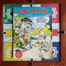 Cómics: GENTE MENUDA SEMANARIO JUVENIL DE ABC NUMERO 189 - SPIDERMAN, CAPITAN TRUENO, TENIENTE BLUEBERRY. Lote 90730650
