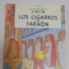 Cómics: EL PEQUEÑO PAIS. LOS CIGARROS DEL FARAON. LAS AVENTURAS DE TINTIN. COLECCIONABLE. Lote 95722043