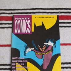 Cómics: KRAZI COMICS Nº 1. Lote 95909023
