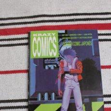 Cómics: KRAZI COMICS Nº 16. Lote 95909179