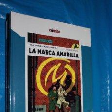 Cómics: LAS AVENTURAS DE BLAKE Y MORTIMER, LA MARCA AMARILLA, COLECCION DE COMICS EL PAIS Nº 1. Lote 95958851