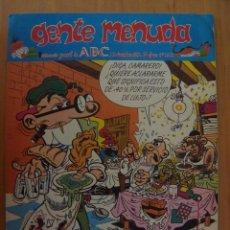 Cómics: TEBEO GENTE MENIDA Nº 213. Lote 97149919