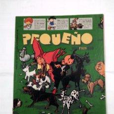 Cómics: PEQUEÑO PAIS Nº 728. 11 Y 12 DE NOVIEMBRE DE 1995. TDKC30. Lote 101529499