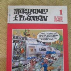 Cómics: MORTADELO Y FILEMON Nº1 EL MUNDO ANTOLOGÍA. Lote 107361523
