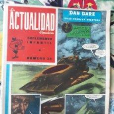 Cómics: LA ACTUALIDAD ESPAÑOLA Nº 39. Lote 114979103
