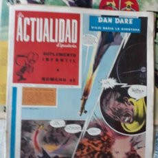 Cómics: LA ACTUALIDAD ESPAÑOLA Nº 45. Lote 114980227