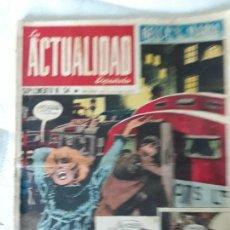 Cómics: LA ACTUALIDAD ESPAÑOLA Nº 54. Lote 114981207