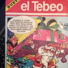 Cómics: NUEVO EL TEBEO 5 COBI,MORTADELO Y FILEMON,IBAÑEZ.DR.CATAPLASMA,TORTUGAS NINJA,7 REBOLLING STREET. Lote 115183579