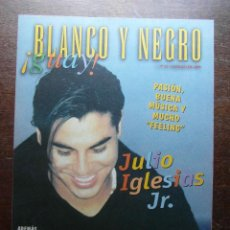 Cómics: BLANCO Y NEGRO GUAY Nº 14. 16 DE MAYO DE 1999. JULIO IGLESIAS JR.. Lote 116680931