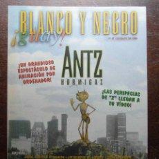 Cómics: BLANCO Y NEGRO GUAY Nº 15. 23 DE MAYO DE 1999. ANTZ HORMIGAZ. Lote 116681039