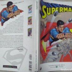 Fumetti: TEBEOS Y COMICS:SUPERMAN 2. GRANDES HÉROES DEL CÓMIC. BIBLIOTECA EL MUNDO. MARVEL COMICS (ABLN). Lote 116874735