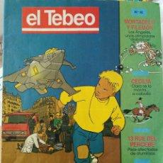 Cómics: EL TEBEO N°92. Lote 117114768