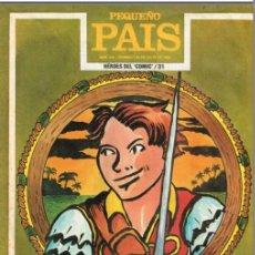Cómics: EL CACHORRO. HEROES DEL COMIC. PEQUEÑO PAIS, 1989. Lote 117324659