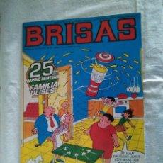 Fumetti: BRISAS SEMANARIO ÚLTIMA HORA. FAMILIA ULISES. Lote 118217067