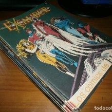 Cómics: LOTE 30 LOS COMICS DEL SOL - Nº - PERIÓDICO EL SOL, 1990.. Lote 120560207